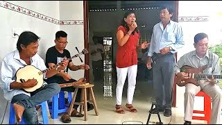 Họp mặt nhà anh Tấn Hưng (22-10-2017 | Trọng Nhân - Trúc Hào | Bên cầu dệt lụa