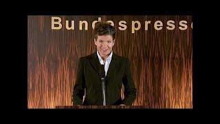 Bundespressekonferenz - Ladykracher