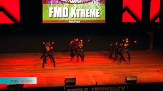 FMD Xtreme of The Philippines at World Supremacy Battlegrounds 2014