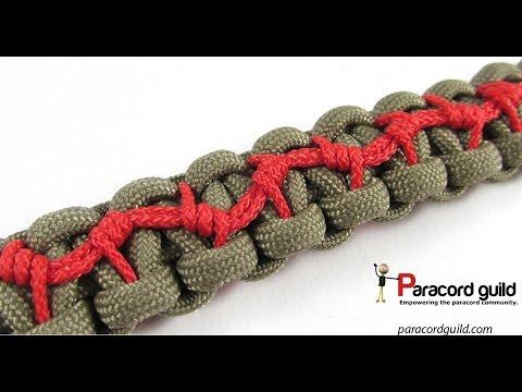 Barbed Wire Stitch Youtube