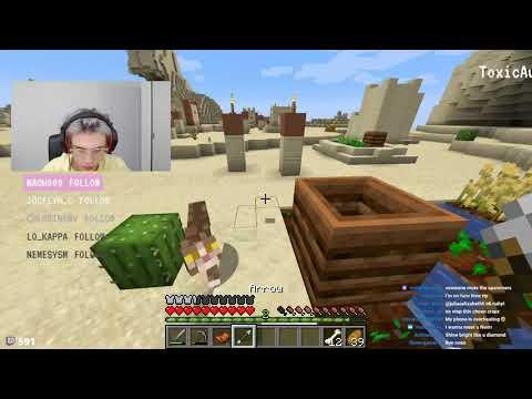 Noen Eubanks Twitch Livestream-hi I Am Playing Minecraft Come Watch-(05/11/2019)|Part 3