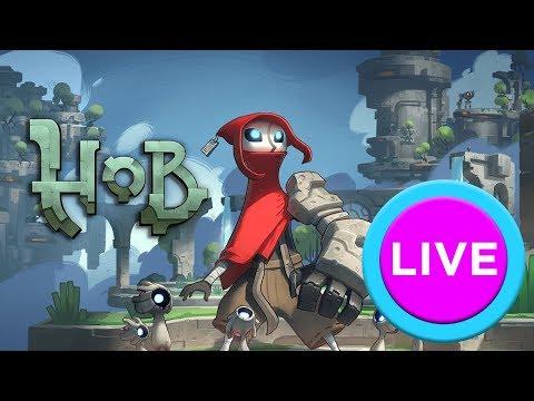 Hob On The Cob | liveSTREAM | screenPLAY