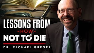 DR. MICHAEL GREGER - LESSONS LEARNED: What Can You Learn From The Book How Not To Diet?| London Real