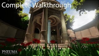 Pneuma: Breath of Life Walkthrough (Complete Game)