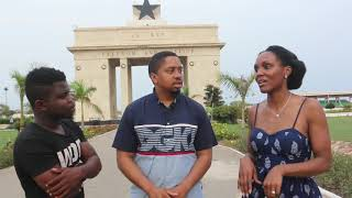 African Americans View On The Year Of Return In Ghana