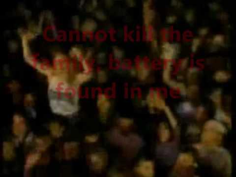 [Karaoke] - Battery (Metallica)