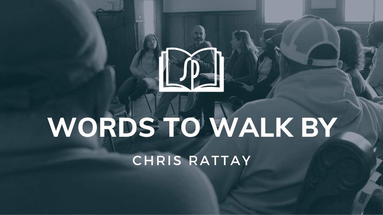 Now on Audiobook: Words to Walk By