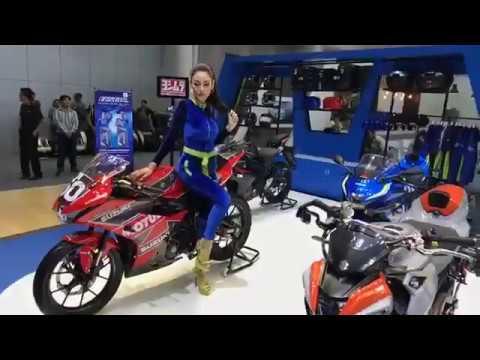 เปิดตัวบูธ Suzuki ในงาน Moto Expo 2017 มีรถรุ่นไหนใหม่ๆมาชมไปพร้อมกันครับ   Over Ride Magazine