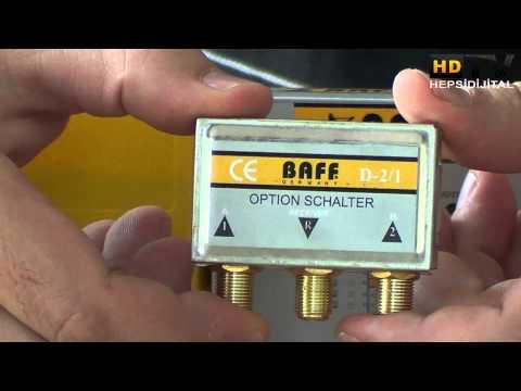 """Baff Option Switch Tanıtım """"HepsiDijital.com"""""""