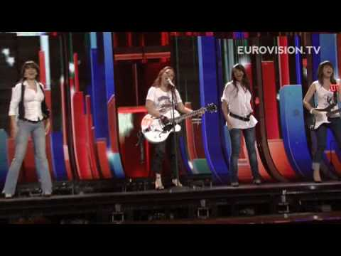 Andorra First Rehearsal (Eurovision Song Contest 2009)