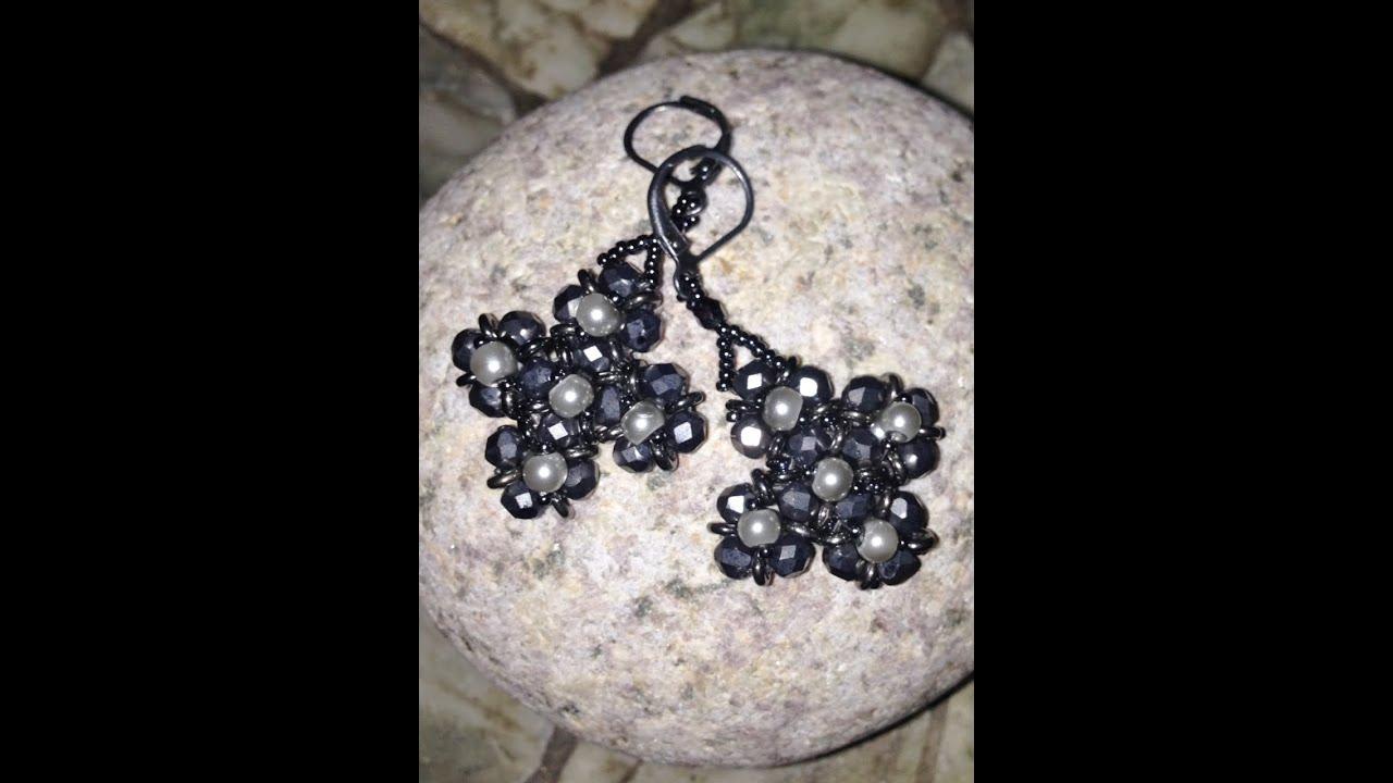 Spring flower buds earrings youtube spring flower buds earrings mightylinksfo