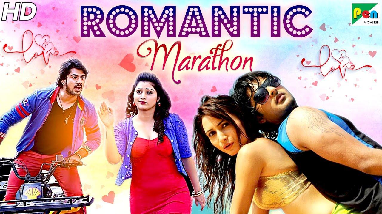 Romantic Movies Marathon   New Hindi Dubbed Full Movies 2020   Love Touch Very Much, Ganga Ki Kasam