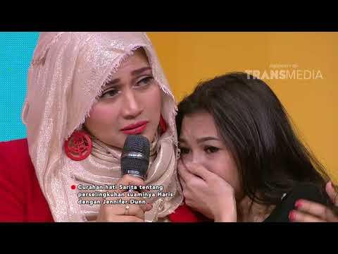 PAGI PAGI PASTI HAPPY - Bunda Sarita Yang Masih Tetap Menyayangi Papih Harris (24/11/17) Part 2