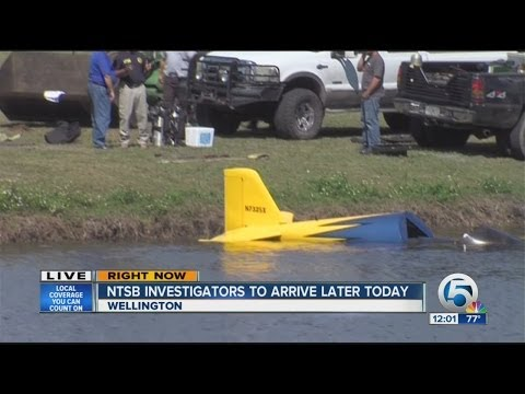 NTSB, FAA investigating Wellington plane crash