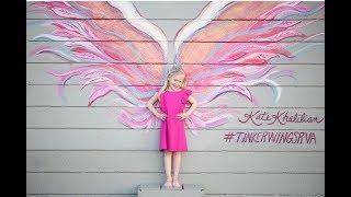 TINKER'S ANGEL WING MURALS