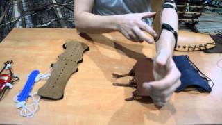 Обзор краг, защита на руку Bear Paw, Cartel, Lucky Leather(, 2014-11-12T09:16:37.000Z)