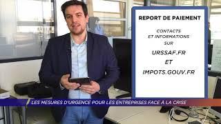 Yvelines | Les mesures d'urgence pour les entreprises face à la crise