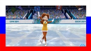 Mario & Sonic at the 2014 Olympic Winter Games -  Figure Skating - All Events