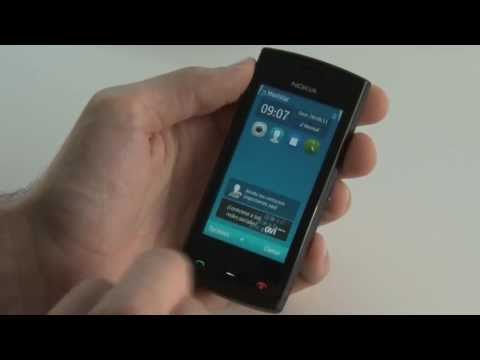 MOVISTAR - Nokia 500 Unboxing