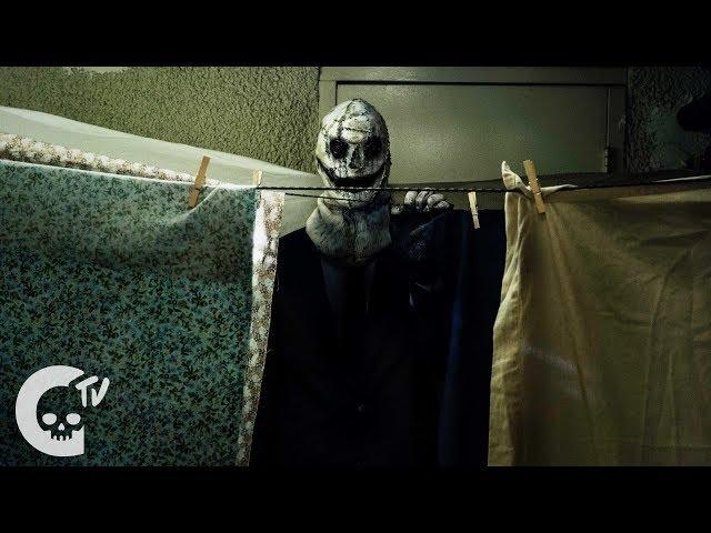 Launder Man | Short Horror Film | Crypt TV