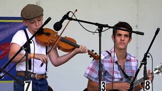 Asa Nelson - Billy in the Lowground (1st Place Youth Fiddle - Ashe)
