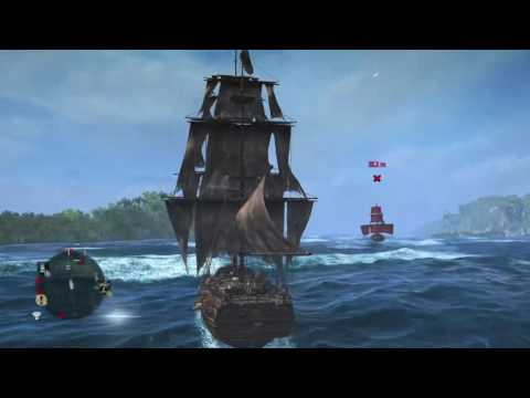 Assassin's Creed Black Flag IV Castillo de Jagua Naval Forts Naval Contract Eye for eye