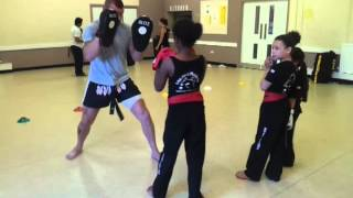 Pitbull Mma Mixed Kids Class Training, Bedworth.