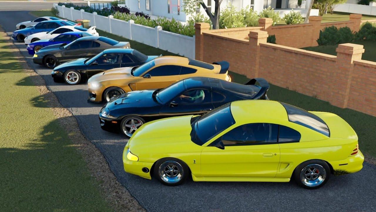 Forza Horizon  Car Class