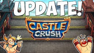 GROSSES CASTLE CRUSH UPDATE!