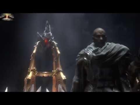 Diablo 3 - Tyrael vs Malthael
