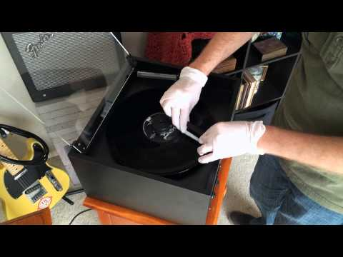 VPI Industries HW-16.5 Record Cleaning Vacuum Machine Review