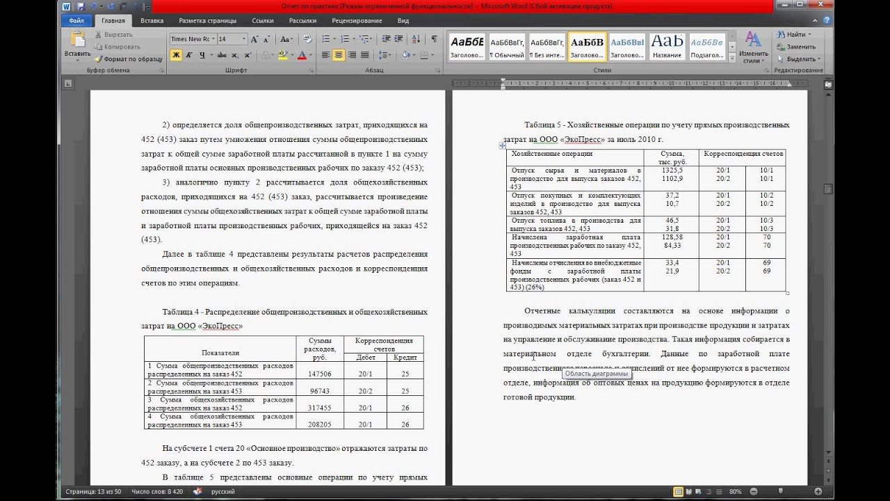 Пример отчета по практике  Пример отчета по практике