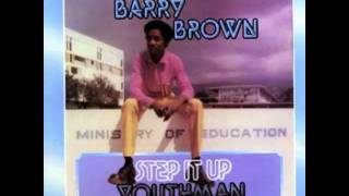 Barry Brown - Almighty I - (Step It Up Youthman)
