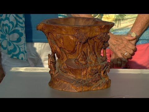 Antiques Roadshow UK (29, August) The Royal Ballet School, Richmond 2