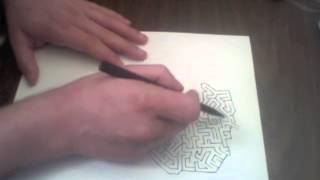 Maze Doodling