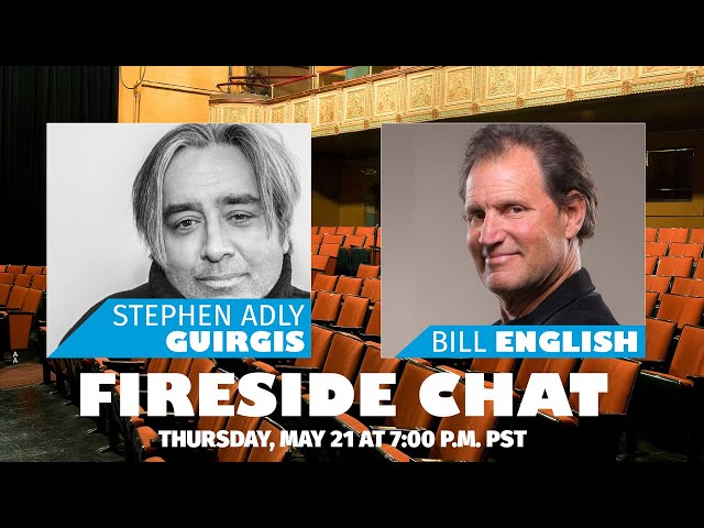 Empathy Gym Fireside Chats | Stephen Adly Guirgis