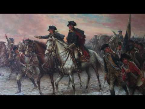 The Birth of America's Flag and the United States Army.