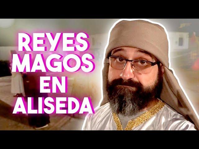 🌟 PORTAL DE BELÉN Y REYES MAGOS EN ALISEDA | La subred de Mario