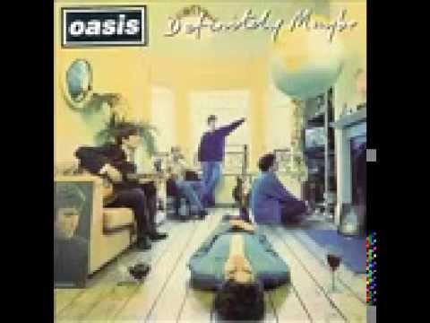 Oasis   Definitely Maybe Full Album 1994