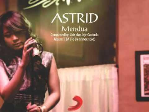 astrid - mendua (new single).mp3