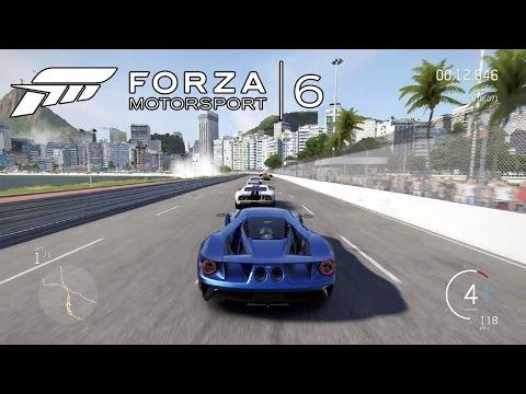 Разработчики Forza Motorsport 6 рассказали, как создавалась трасса Нюрбургринг