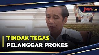 Jokowi: Keselamatan Rakyat Adalah Hukum Tertinggi - JPNN.com