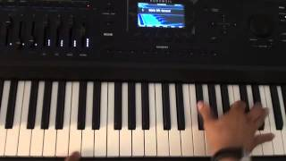 How to play Marvin Gaye on piano - Charlie Puth & Meghan Trainor - Piano Tutorial