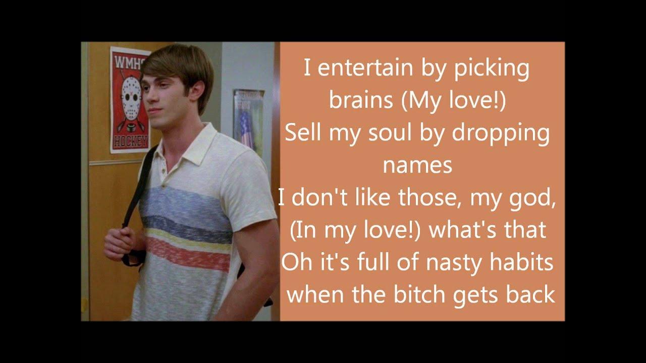 Elton John - The Bitch Is Back Lyrics MetroLyrics