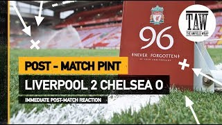Baixar Liverpool 2 Chelsea 0 | Post Match Pint