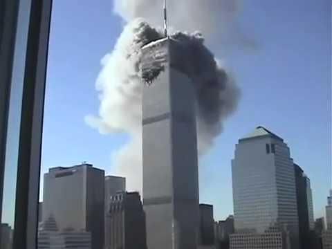 2001年9月11日 ニョーヨーク全米同時多発テロ事件 WTCビル倒壊 超貴重映像