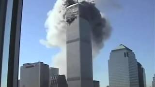 2001年9月11日 ニョーヨーク全米同時多発テロ事件 WTCビル倒壊 超貴重映像 thumbnail
