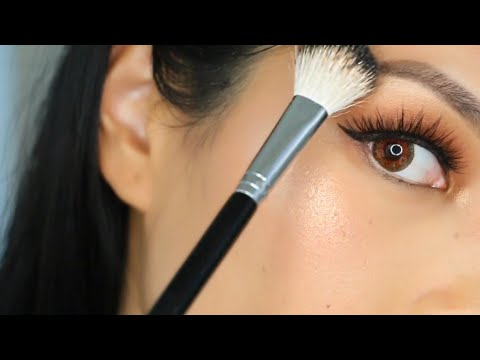 31b86f23d The Balm Cosmetics Mary Lou Manizer Highlighter Review & Tutorial On Asian  Skin - YouTube