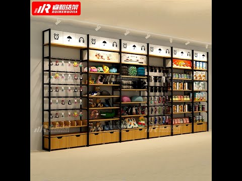Fashion Miniso Display Stand Shelf, Ornament Earrings ...