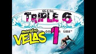 """Mañana Maldita """"Radio Triple 6 - Escuela del maestro Velas"""" 1"""